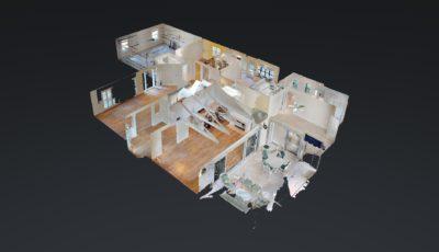 TEI 3D Walkthrough 3D Model